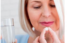 Le traitement de la ménopause